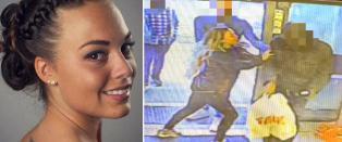 Her stopper lille Sofia (22) aggressiv �ltyv - blir truet p� livet