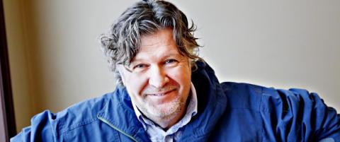 Per-Olav S�rensen og TV 2 skal lage storserie om Sydpolen-kappl�pet
