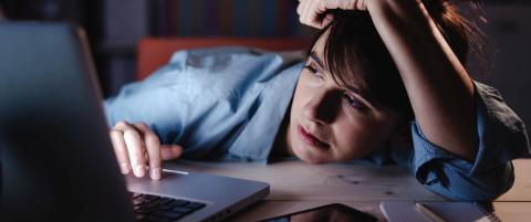 Forbyr jobbmail utenom arbeidstid i Frankrike