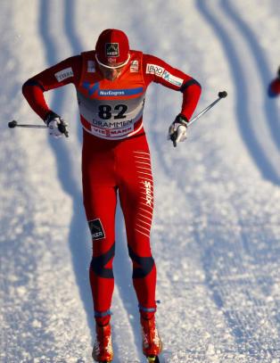 Ny skiregel: Nå kan Petter bli disket for å stake