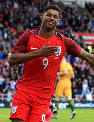 Superkometen skrev England-historie etter 135 sekunder