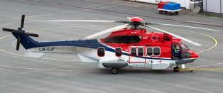 25 turer for helikoptre av typen som styrtet