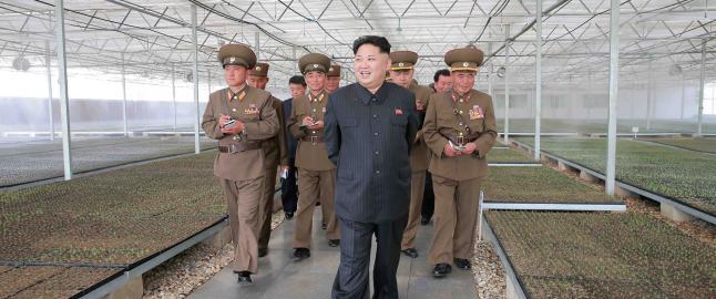 Kim Jong-uns tante og onkel bor i USA