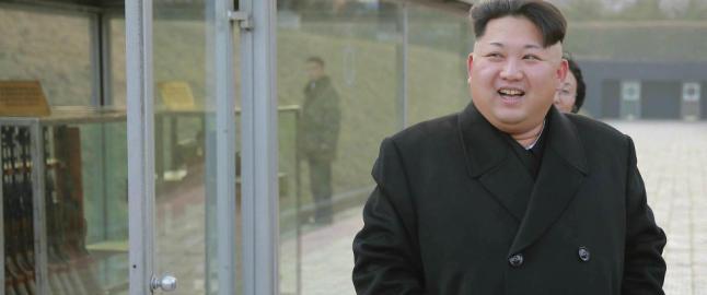 Nord-Korea truer med �n�del�s gjengjeldelse� etter at S�r-Korea skj�t varselskudd