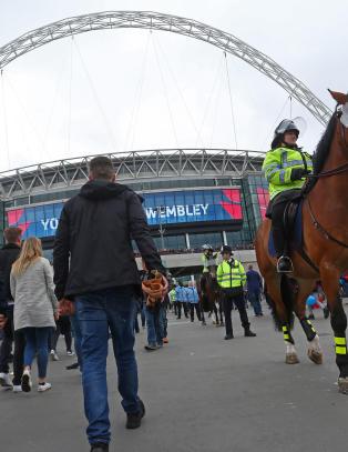 Tottenham skal spille Champions League p� Wembley
