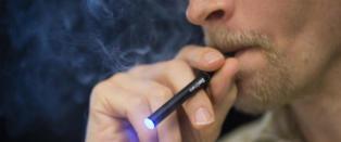 Regjeringen �pner for e-sigaretter