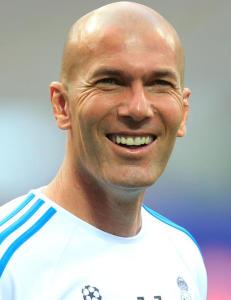 Sjekk legendelista Zidane kan bli en del av