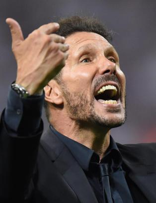 Diego Simeone vurderer Atl�tico-framtida: - Ingen husker taperne