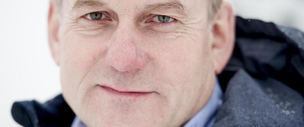 Erik R�ste gjenvalgt som skipresident
