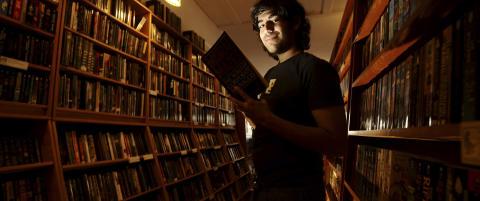 Internetts �own boy� f�r endelig oppfylt sitt �nske tre �r etter sin d�d