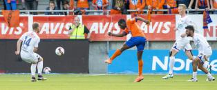 Dramatikk i Ålesund da dommeren først blåste offside - og så godkjente målet