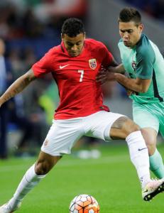 Norsk kollaps mot Portugal. Skullerud skj�nner ingenting: - Merkelig og urettferdig