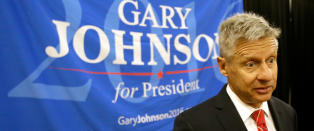 Libertarianerne i USA har valgt presidentkandidat