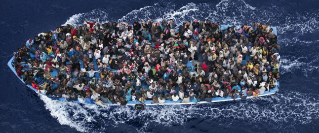 Var det minnet om stamfaren Aeneas som fikk dem til � bruke milliarder p� � hjelpe flyktninger?