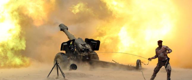 50 000 sivile innesperret. IS hindrer folk i � flykte