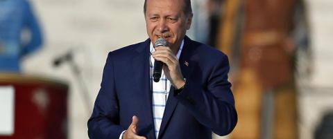 Erdogan ber landets muslimer slutte � bruke prevensjon