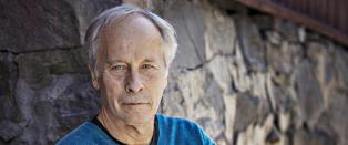 Richard Ford (72) hater tanken p� � d� midt i arbeidet med en roman