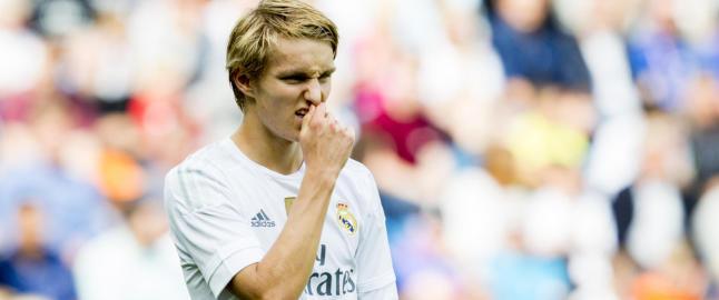 �degaards Castilla tapte opprykksfinalen - men f�r ny sjanse