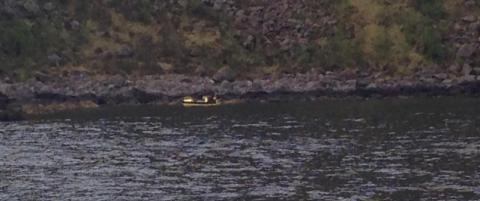 Fisketurister funnet i god behold etter omfattende leteaksjon i Vester�len