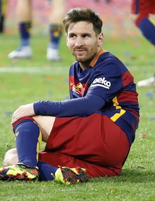 Messi kan havne i fengsel i 22 m�neder. N� faller dommen