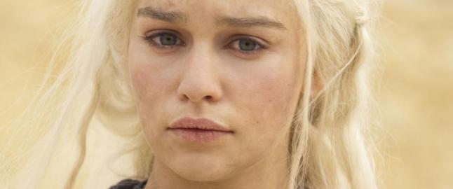 �Game of Thrones�-Emilia er kjent for � v�re dragekriger. N� vil hun bli den f�rste kvinnelige Bond