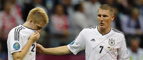 Reus vraket, mens Schweinsteiger f�r plass i Tysklands EM-tropp