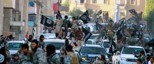 Slik g�r egentlig terrorkampen: Byene som kan knekke IS