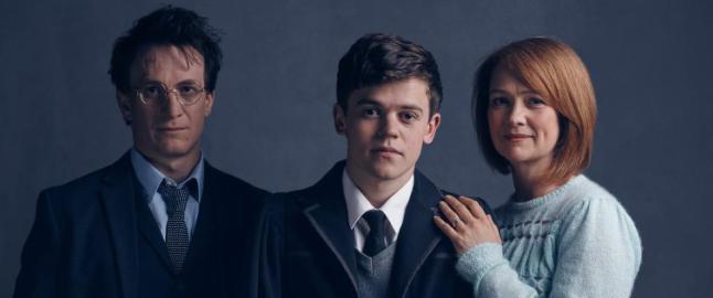 De f�rste bildene av den voksne Harry Potter