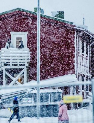 Nordmenn mener innvandring er en st�rre utfordring enn klimaet