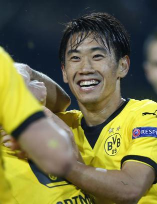 Kagawa om United-tiden: - Jeg burde kjempet mer