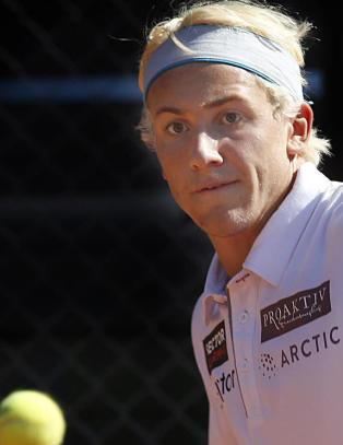 Casper Ruud ute av French Open for juniorer