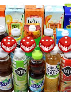 Ern�ringstest: Iste full av tomme kalorier