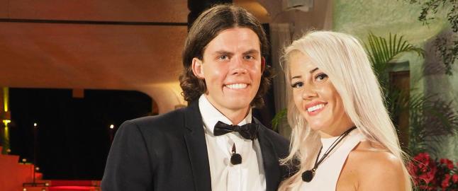 Eileen (23) og Øystein (21) vant «Paradise Hotel»: - Ufortjent