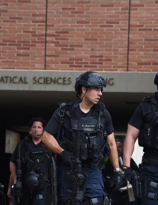 Kvinnen sto p� skoleskyterens drapsliste. N� er hun funnet d�d - i en annen delstat