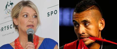 Tennis-badboyen med rasende angrep på OL-sjefen: «Kitty the cat burglar» stjal drømmen min
