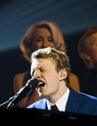 Marius (18) vant �Idol�