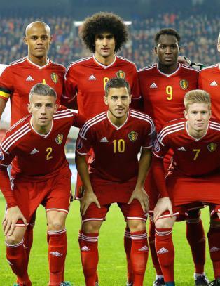 Norge raste 49 plasser på rankingen. Belgia skjøt 65 plasser opp. Her er forklaringen Norge må lære av