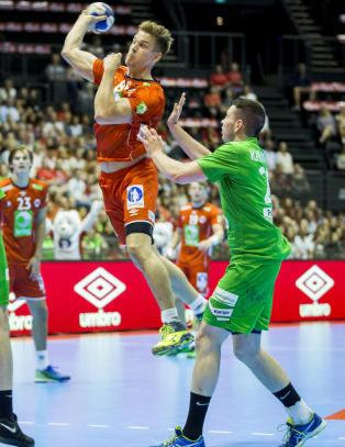 Håndballgutta leverte scoringsshow mot Hviterussland