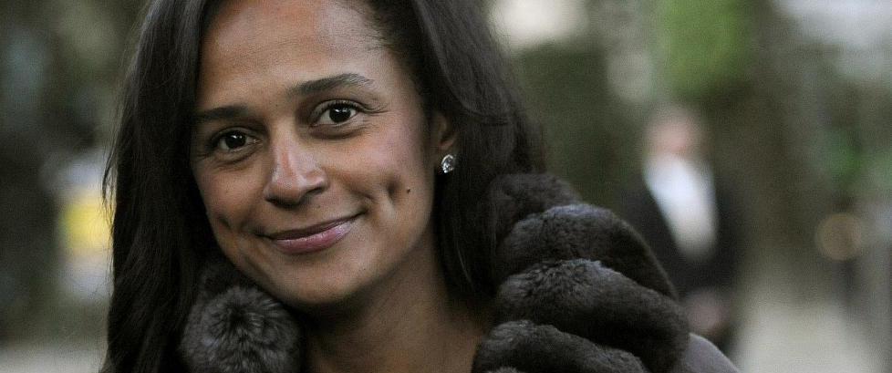 Presidenten sparket hele styret, og ansatte �prinsessen� - Afrikas rikeste kvinne og hans egen datter