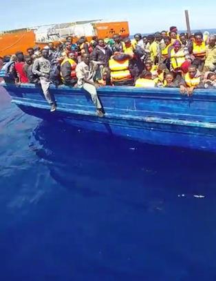 «Siem Pilot»: - Vårt største mareritt er at båtene kantrer
