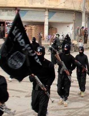 Kappl�pet mot Raqqa