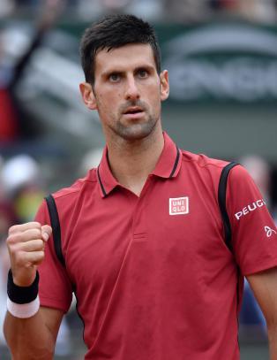 På det fjerde forsøket løsnet det endelig for Djokovic i French Open