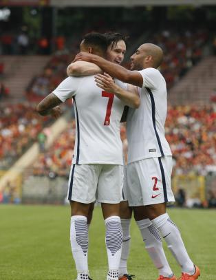 Berisha sjokkerte Belgia, så raknet Norge: - Hva skjer med laget vårt?