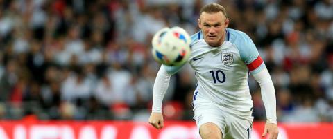 Wayne Rooney: - Dette m� v�re den beste England-troppen jeg har spilt i