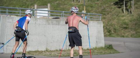 Denne r�de ryggen avsl�rte Sundby: - Forferdelig oppladning
