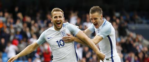- England fortsetter seiersfesten i EM!