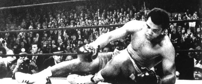 De dramatiske kampene Ali tapte