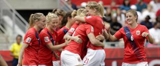 Norge klar for fotball-EM da Hegerberg viste verdensklasse: - Gratulerer