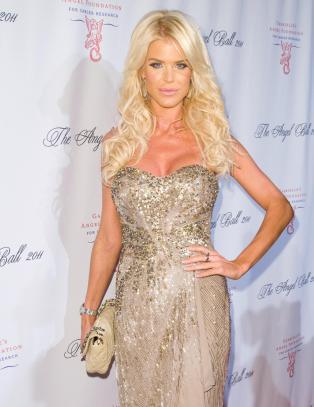 Glamourmodell Victoria Silvstedt tjener gode penger p� uventet karriere