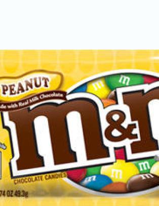 Sverige forbyr M&M's-godteri